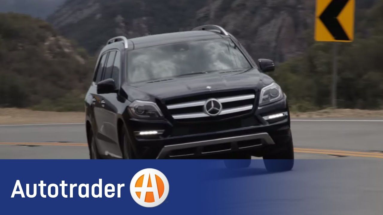 2017 Mercedes Benz Gl Cl Luxury Suv New Car Review Autotrader