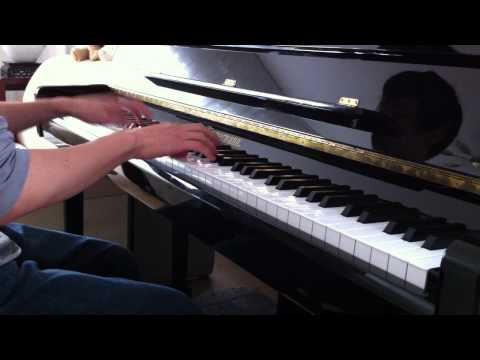 Tom and Jerry MGM theme - Piano Cover (HD)