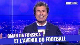 La tirade d'Omar Da Fonseca sur l'avenir du football