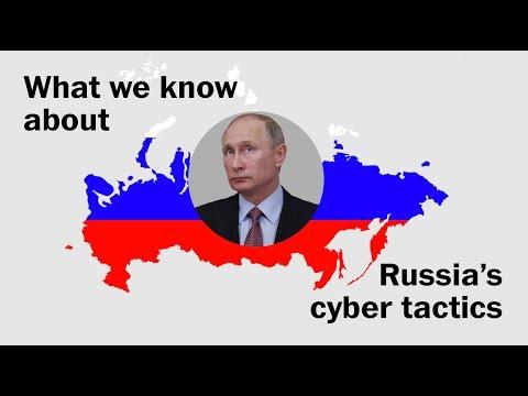 Russia's 2016 cyber