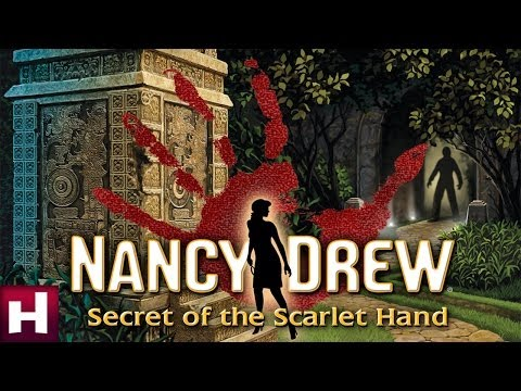 Nancy Drew: Secret of the Scarlet Hand Official Trailer | Nancy Drew Mystery Games