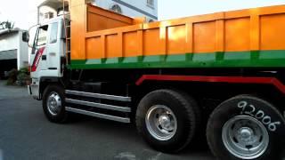 IS-717 - 砂石車 - Used isuzu dump truck Engine: 10PD1    Year: 1992