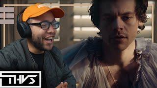 (FILMMAKER REACTION) Harry Styles - Falling (Official Video)