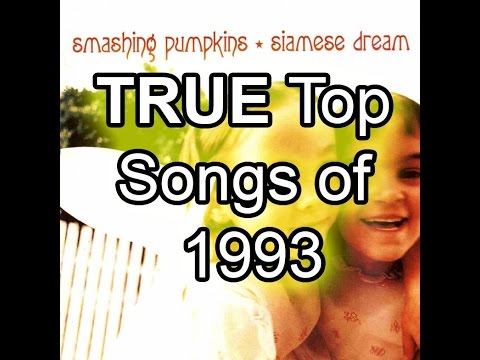 The TRUE Top 50 Sgs of 1993  Best Of List
