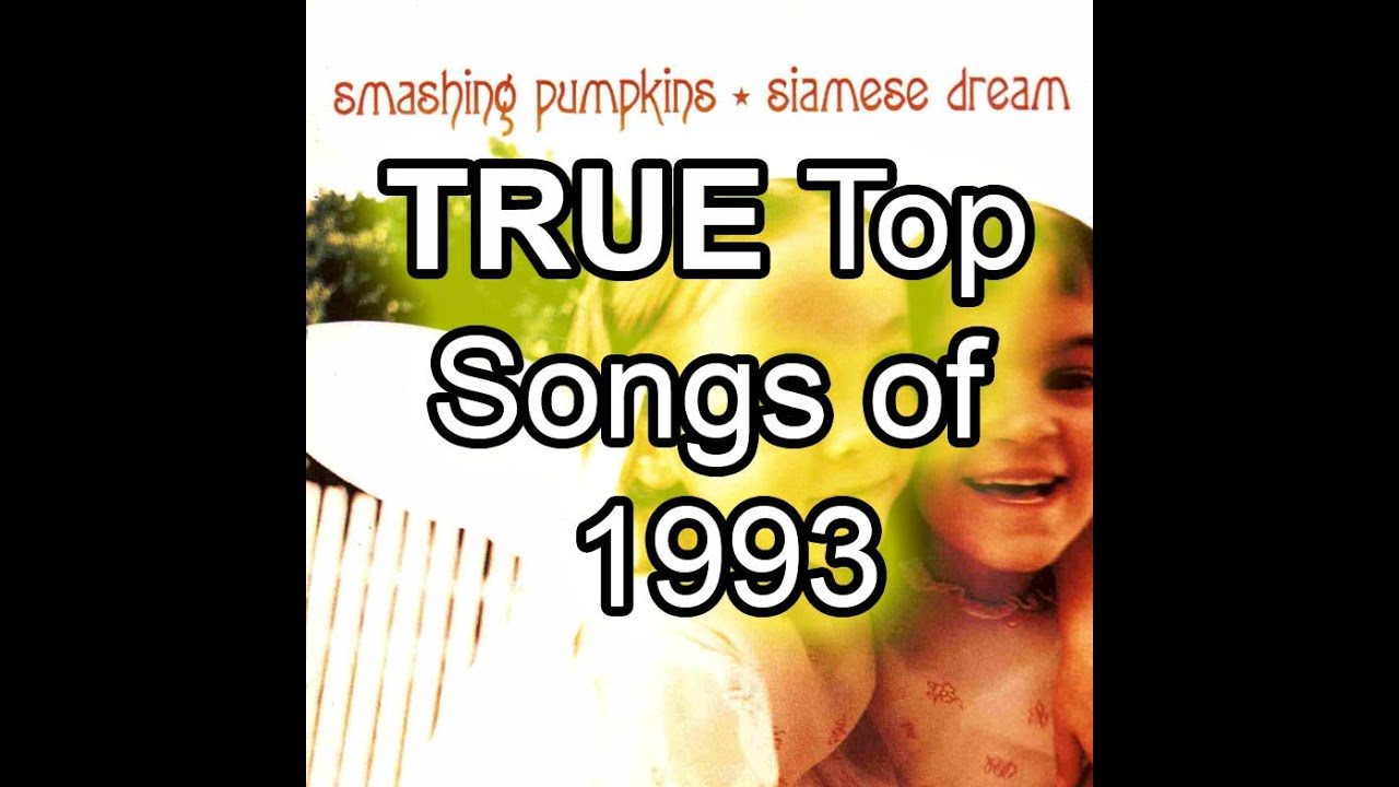 The TRUE Top 50 Songs of 1993 - Best Of List