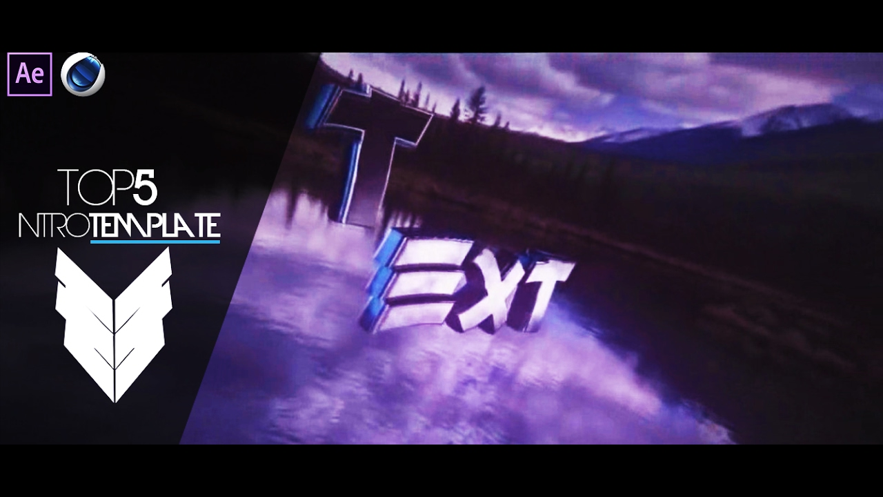 after effects cs4 intro templates free download - top 5 intro template 23 cinema4d after effects cs4 free
