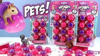 PopPops Pets Series 1 Toys Bubble Popping Slime Yulu