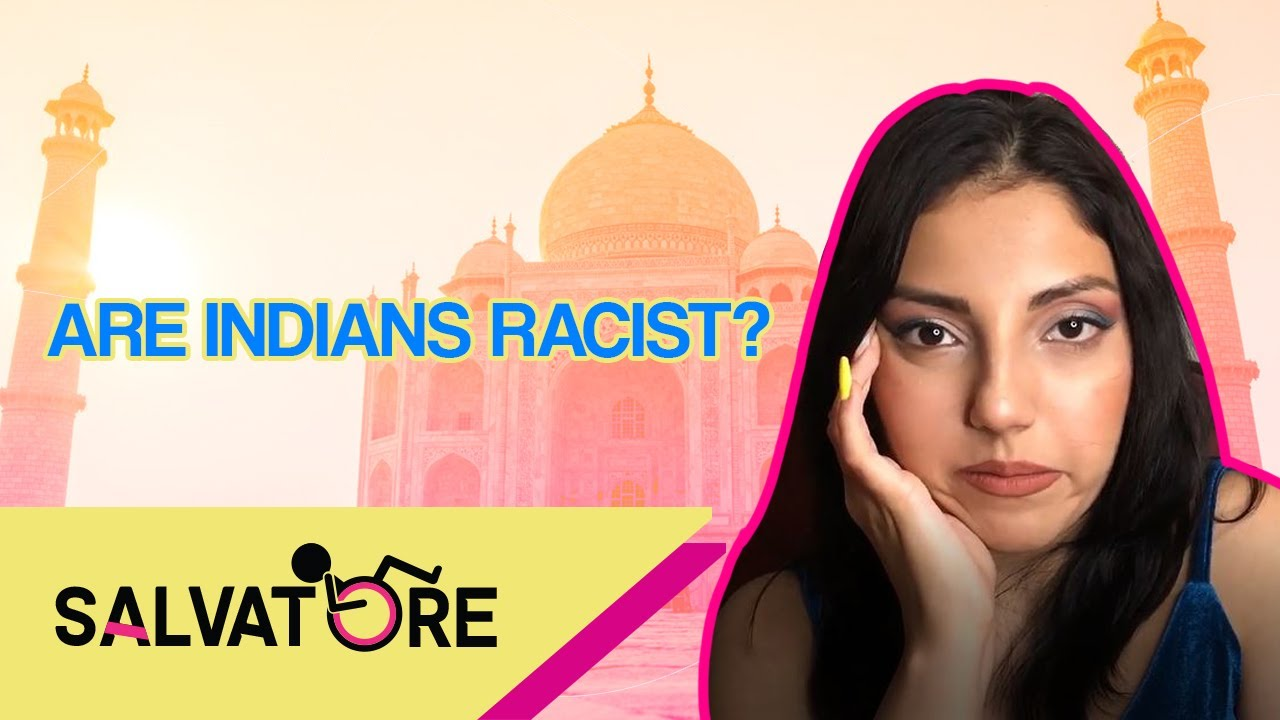 Exploring Racism & Colorism in India - YouTube