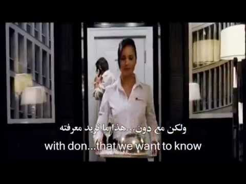 دعاية فيلم DON 2 مترجم عربي و إنجليزي
