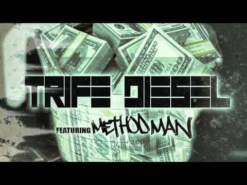 TRIFE DIESEL FEAT METHOD MAN  - PYREX DREAM