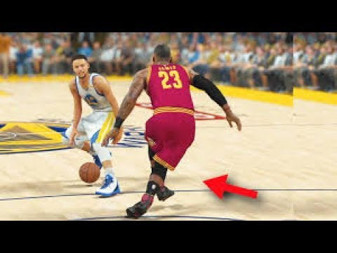 best nba crossovers and ankle breakers