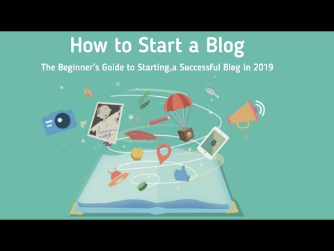 How to Start a Blog - The Beginner's Guide (In 15 Minutes or Less)