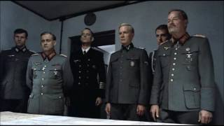 [Downfall] Hitler Discusses Battle For Berlin 720p HD
