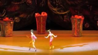 """Щелкунчик"". Кремлёвский балет. Китайский танец."