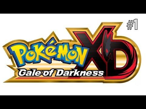 Twitch Livestream | Pokémon XD: Gale of Darkness Part 1 [Gamecube]