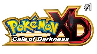 Twitch Livestream | Pokémon XD: Gale of Darkness Part 1 [Gamecube]