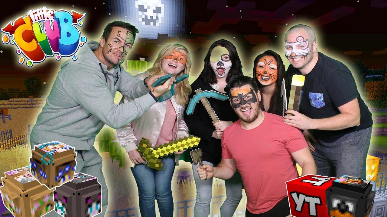 Minecraft realistic halloween lucky block w the littleclub - The little club ...