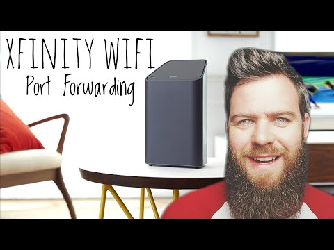 Comcast Xfinity WIFI: How To Enable Port Forwarding And Boost Gaming