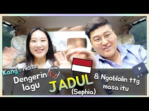 Orang Korea dengerin lagu JADUL (SEPHIA) dan Ngobrolin ttg masa itu