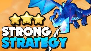 *NEW STRATEGY* Electro Dragon Queen Walk | Clash of Clans TH11 Attack Strategy!
