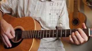 Formidable - Stromae / Accords à la guitare