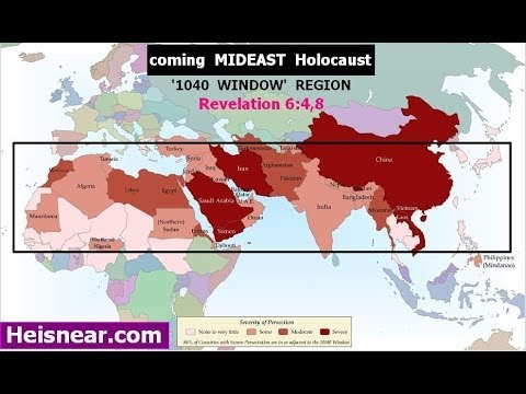 MIDEAST-World CRISIS to EXPLODE; Believers who MISS the RAPTURE :: (*prophetic word)