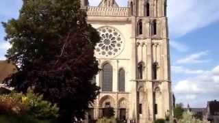 シャルトル大聖堂 Cathédrale de Chartres Chartres