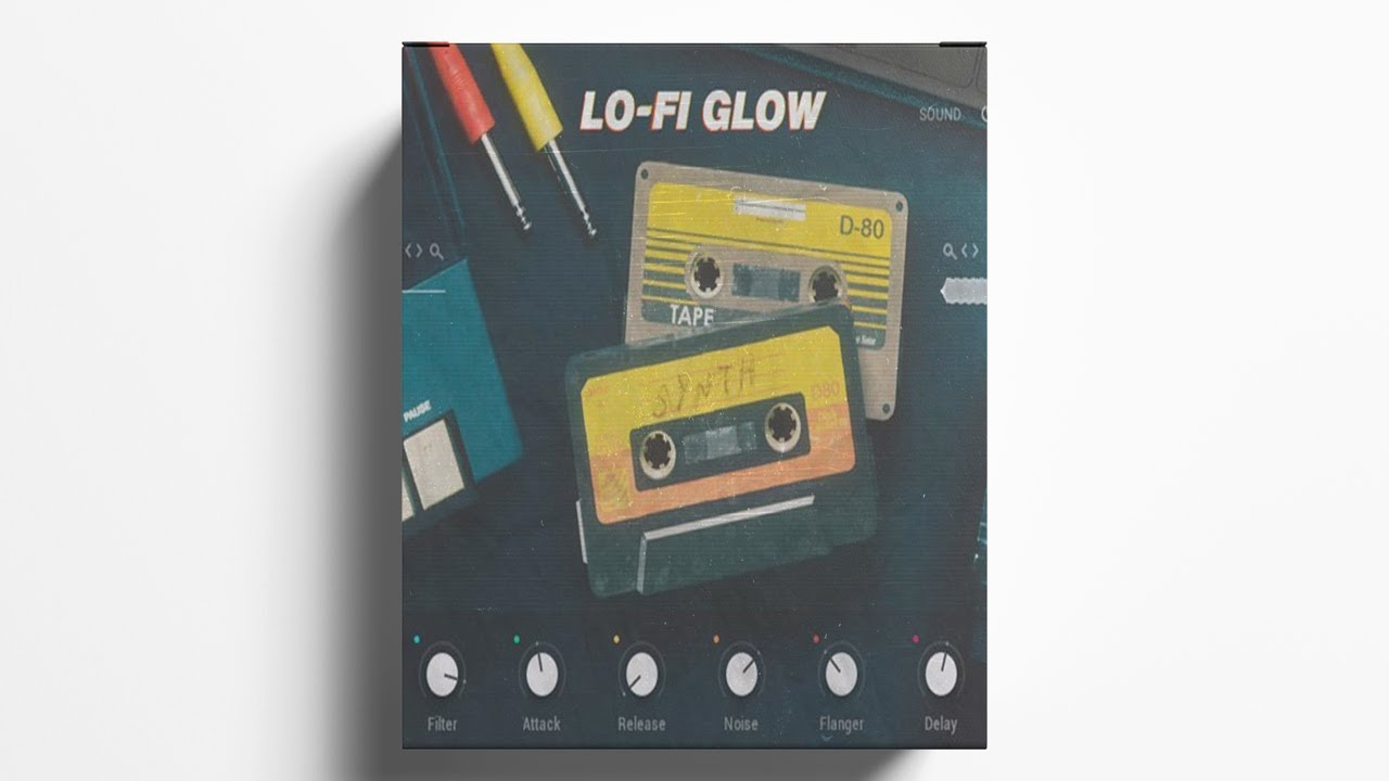 FREE LOFI SAMPLE PACK 2020 - Lo-Fi Glow