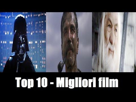 TOP 10 - Migliori Film della Storia del Cinema
