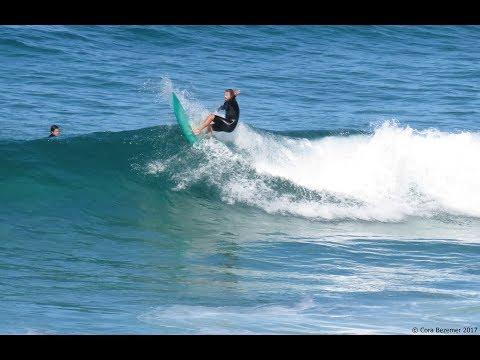 Actors Simon Baker & Kip Gamblin, Lifeguards & Surfers  By Cora Bezemer