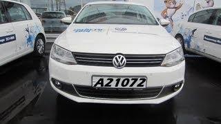 Volkswagen Jetta Тест-драйв.Anton Avtoman.