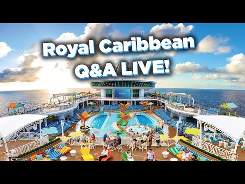 Let's Talk Royal Caribbean Cruises LIVE Right Now!