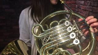 【lefreQue】ホルンで吹き比べ(ブラス)島村楽器 錦糸町店