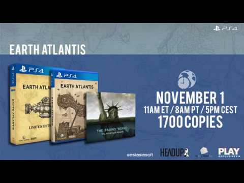 EARTH ATLANTIS - PS4 Shooter & Monster Hunter | PLAY Exclusives thumbnail
