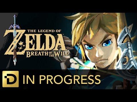The Legend of Zelda: Breath of the Wild Review in Progress