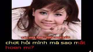 NGAY KHONG EM -THo TUYEN NGUYEN - Pho nhac HAI ANH Karaoke khong loi khong loi