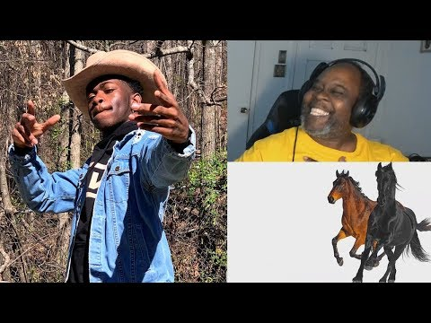 Dad Reacts To Lil Nas X - Old Town Road (feat. Billy Ray Cyrus) [Remix]
