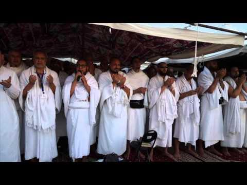 Beautiful Duaa -supplication- Arafat hajj 2015