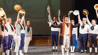 H.M.S. Pinafore (Part 1) - Vic Chorus, 2015