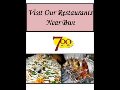 Visit Our Restaurants Near Bwi