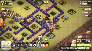 Clash of Clans - Come fare 3 stelle in war con gowi...