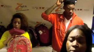 Download Keyshia Cole & Daniel Gibson Do Charity Work In Cleveland 8-22-11 MP3 song and Music Video