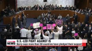 U.s. House Authorizes Arming, Training Of Syrian Rebels For Is Fight 미 하원 Is 격