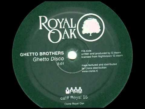 Ghetto Brothers - Ghetto Blues