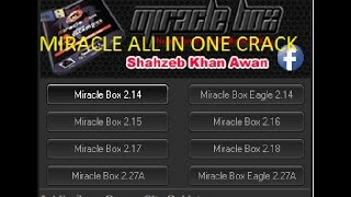 Miracle all in on crack