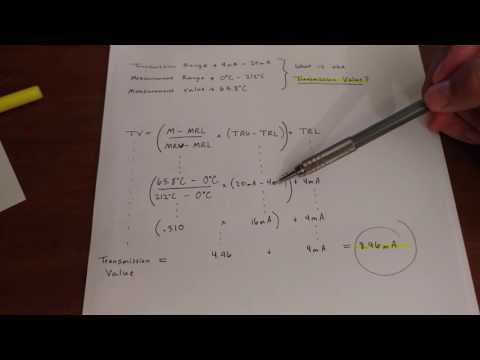 How to find transmission value