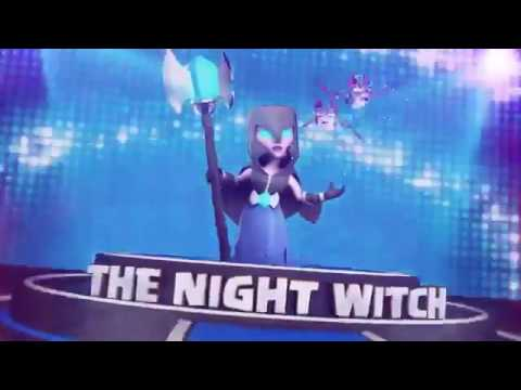 Clash Royale - Night Witch Song