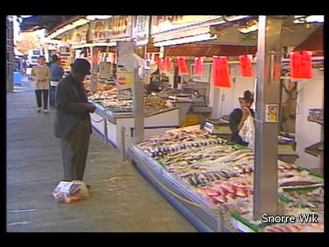 Southwest DC Fish Market Sting Operation