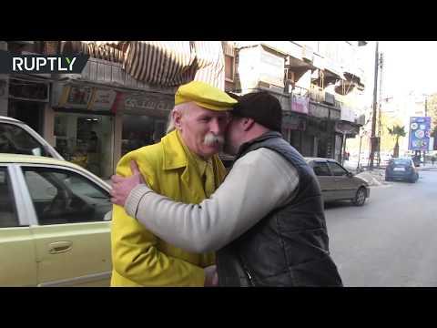 -رجل حلب الأصفر- يطمح بدخول غينيس  - نشر قبل 12 ساعة