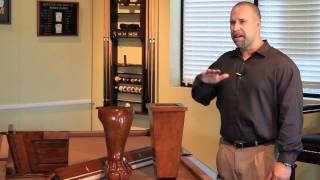 Legacy Billiards Buyer's Guide: Billiard Table Leg Options